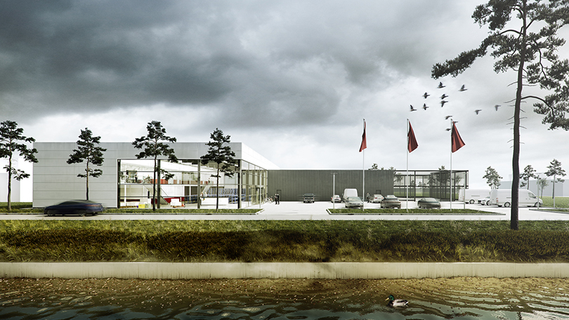 Bedrijfshuisvesting Friesland