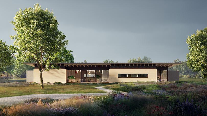 Nieuwbouw villa Lelystad