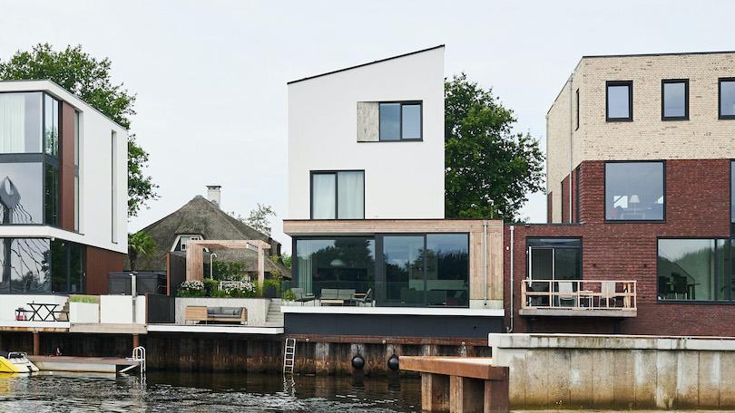 Watervilla Frankhuis