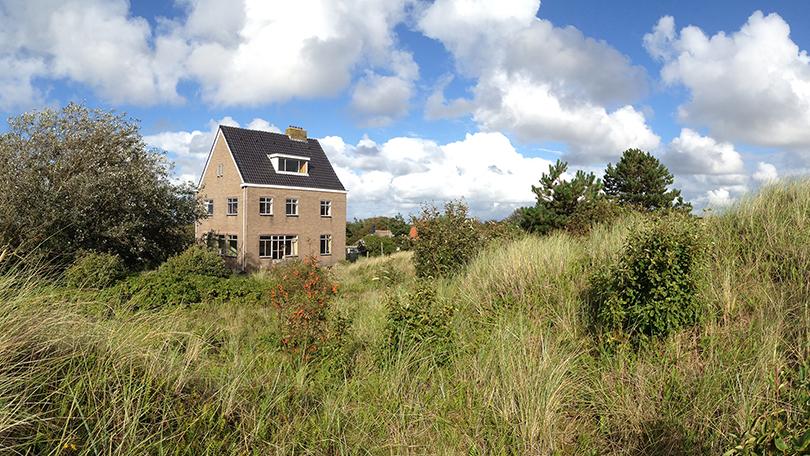 Renovatie villa Huisduinen