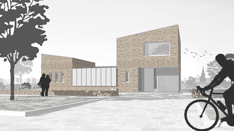 nieuwbouw villa Heino